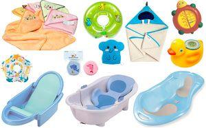 Pregătirea pentru îmbăierea unui copil