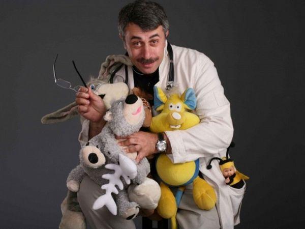 Cel mai cunoscut pediatru