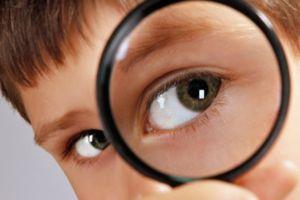 Acesta este modul în care arată un ochi sănătos