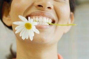 Dinții sănătoși