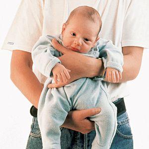 Cum să păstreze un nou-născut