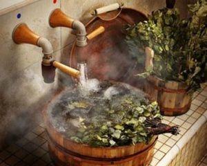 Metode de masurare a aburului pentru baie