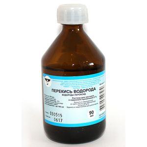 Peroxidul de hidrogen pentru tratamentul cordului ombilical