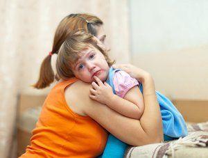 Baby plângând de ce
