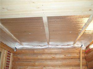 Ce fel de izolare pe tavan este mai bine să alegi pentru acasă?