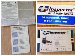 Cum să picurăți inspectorul
