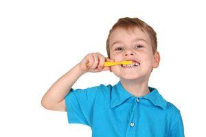 Cum să vă spălați dinții în mod corespunzător