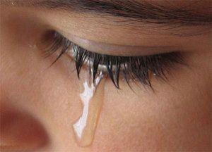 Secreția lichidului lacrimal apare în cavitatea conjunctivală