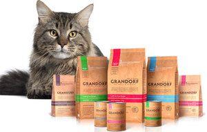 Care este particularitatea furajelor pentru pisici?