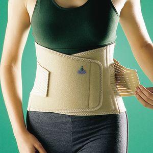 Selecția corsetului lombar