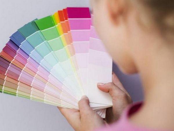 Cum se determină gradul de orbire a culorilor