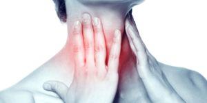 Dureri de gât cu traheită