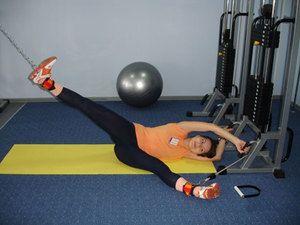 Complex de exerciții cu hernie