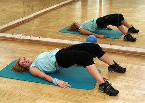 Exerciții cu hernie intervertebrală