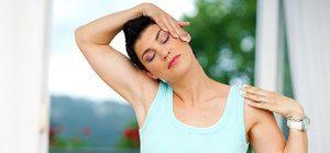 Durere cu osteocondroză cervicală