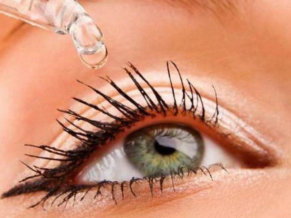 Tratamentul canalului lacrimal inflamat cu ierburi și decoctări