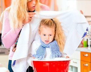 Făină groasă la copil