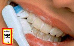 Cum pot albirea dintilor cu sifon?