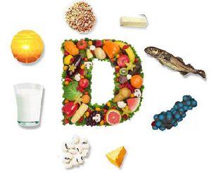 Produse alimentare cu vitamina D