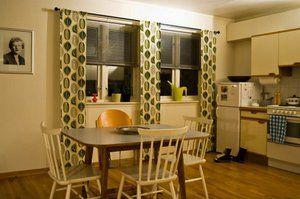 Perdelele din bucătărie