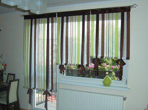 Perdele pentru deschideri de uși și ferestre
