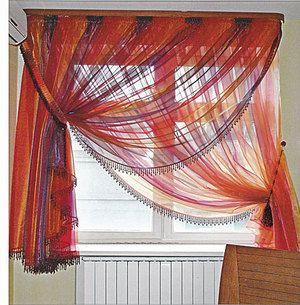Perdele, cum ar fi decorarea ferestrelor