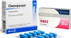 Omeprazolul este un medicament împotriva arsurilor la stomac