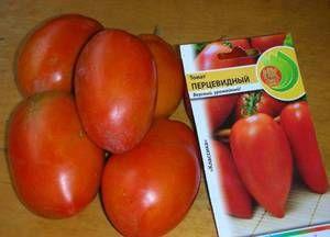 Descrierea și caracteristicile piperului de roșii