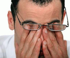 Paharele selectate incorect cauzează oboseala ochilor