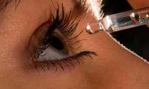 Cu efort prelungit vizual, în ochi apare o senzație de uscăciune