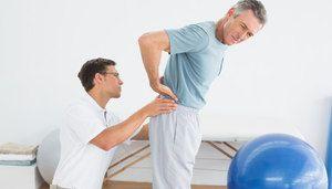 Descrierea bolii osteocondrozei coloanei vertebrale lombare