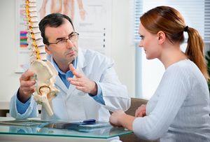 Dezvoltarea osteocondrozei regiunii lombare și a cauzelor
