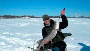 Caracteristicile pescuitului de iarnă și de toamnă în Bashkortostan