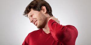Osteochondroza coloanei vertebrale - durere în zona gâtului