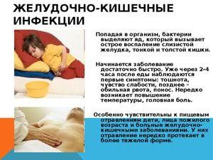 Infecția intestinală la copii