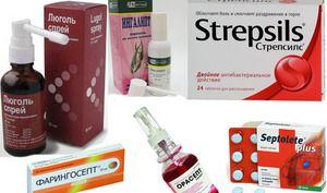 Ce medicamente să luați cu gâtul