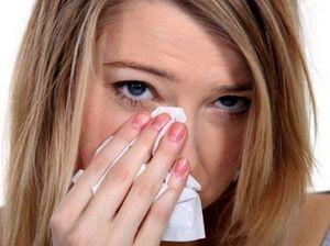 Lacrimarea după cosmetică