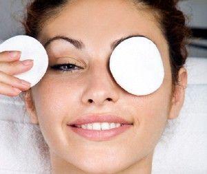 Comprese pentru tratarea ochilor
