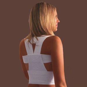 Corset pentru postură va ajuta cu curbură a coloanei vertebrale
