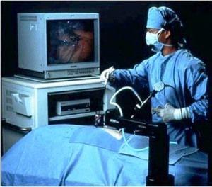 Microdiscectomia endoscopică - trăsături ale tehnicii
