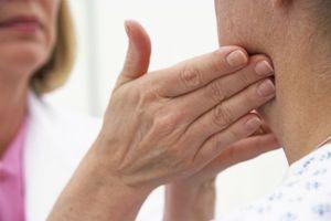 Limfonodul pe gât suferă - ce trebuie făcut sau făcut