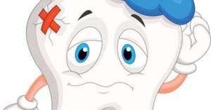 Sensibilitatea dinților datorită smaltului șters
