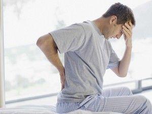 Simptomele osteocondrozei lombosacrale