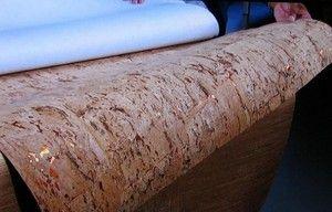 Cork tapet proprietăți