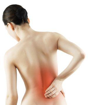 Plichemu dureri de spate scăzute la femei