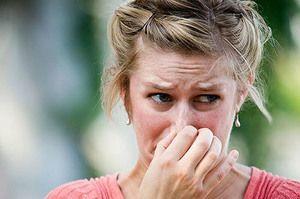 Cum să facem față unui miros neplăcut