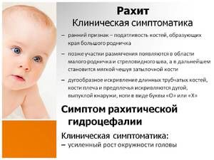 Prezența deficienței vitaminei D
