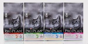 O serie de feeduri ProPlan pentru pisici