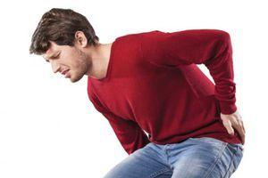 Cauzele proeminențelor lombare