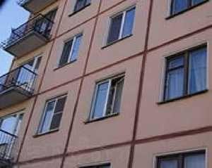 Geamuri exterioare în clădirile cu apartamente